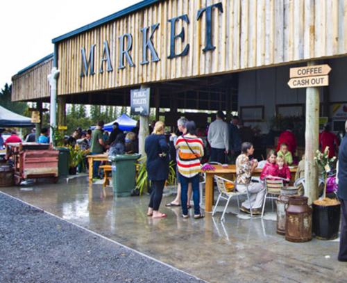 The Kerikeri Packhouse Market where KOAST artists have a space every weekend